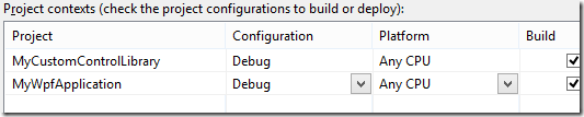 Option 2 for fixing the error: changing main project to Any CPU configuration.