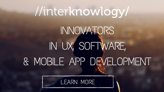 INNOVATORS IN UX, SOFTWARE, & MOBILE APP